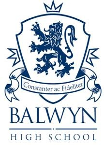 Balwyn High School